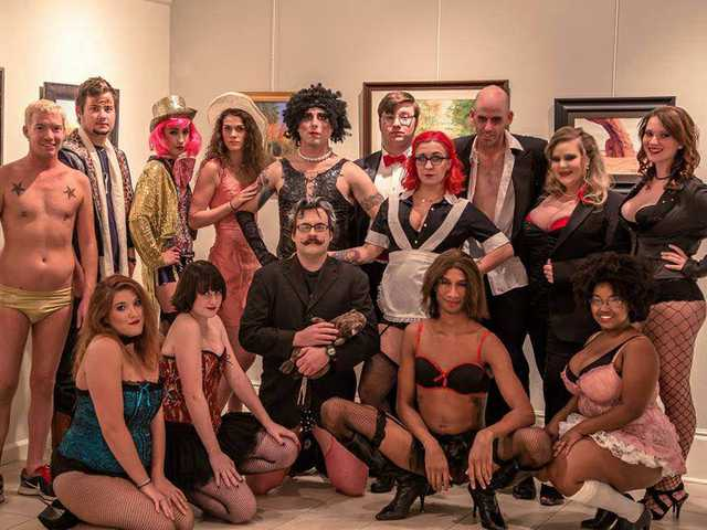 """Give yourself over to absolute pleasure"" at Rocky Horror"