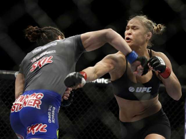 What's next for MMA superstar Rousey?