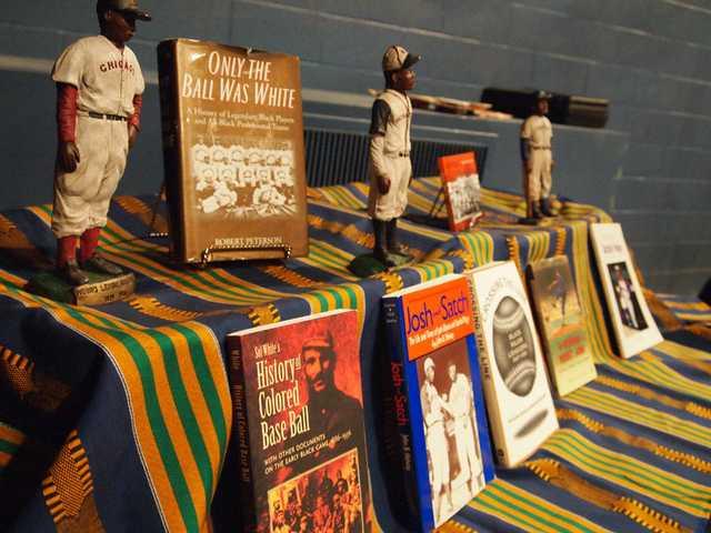 Museum on Wheels  celebrates black history