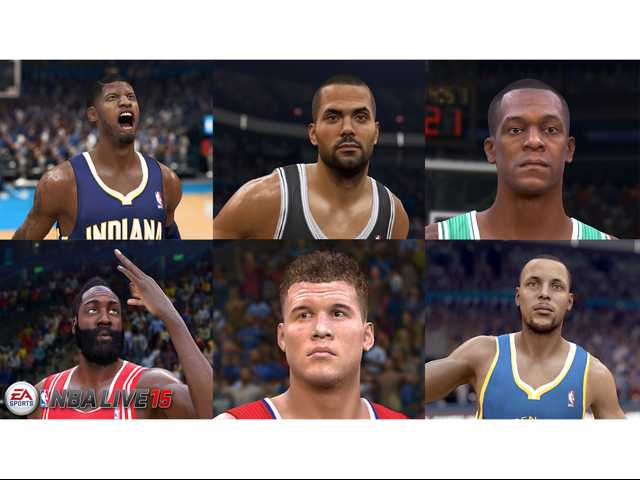 NBA Live series makes a comeback with 'Live 15'