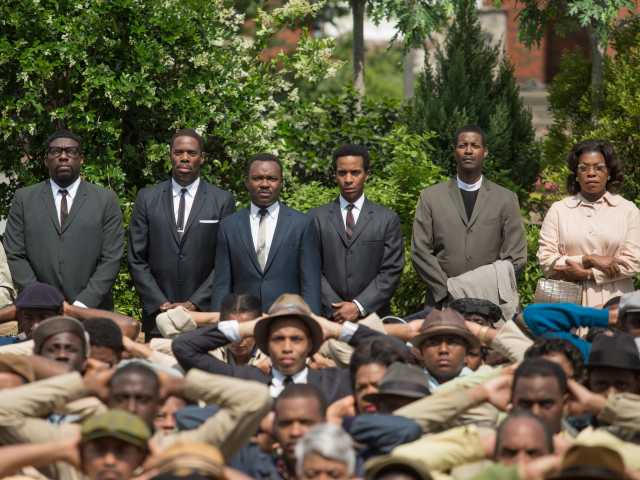'Selma' celebrates King and the civil rights movement in a candid manner