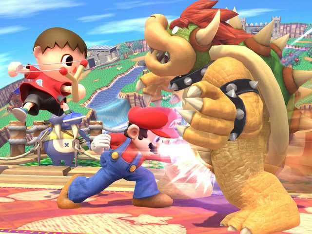 All I want for Christmas is 'Super Smash Bros.'