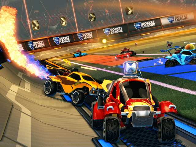 New Psyonix release in 'Rocket League' of its own
