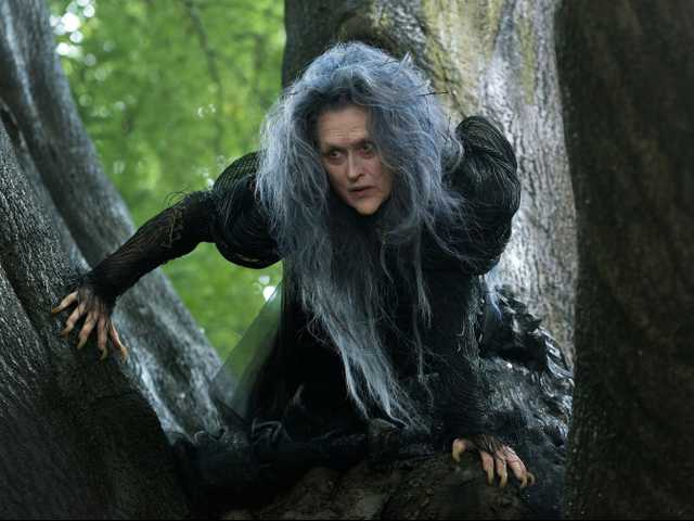 'Into the Woods' is not like the stage version, and that's a good thing