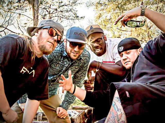 Yamadeo brings reggae-rock to the Boro
