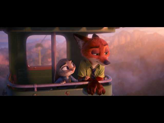 Tired of 'Zootopia' yet? Too bad.