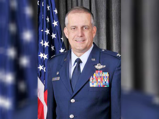 Gomez takes over command of 165th