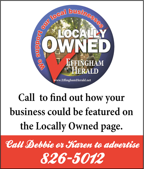 Effingham Herald Locally Owned Businesses