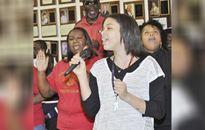 County's youth celebrate Martin Luther King's legacy