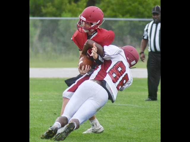 Defense leads the way for SEHS spring football