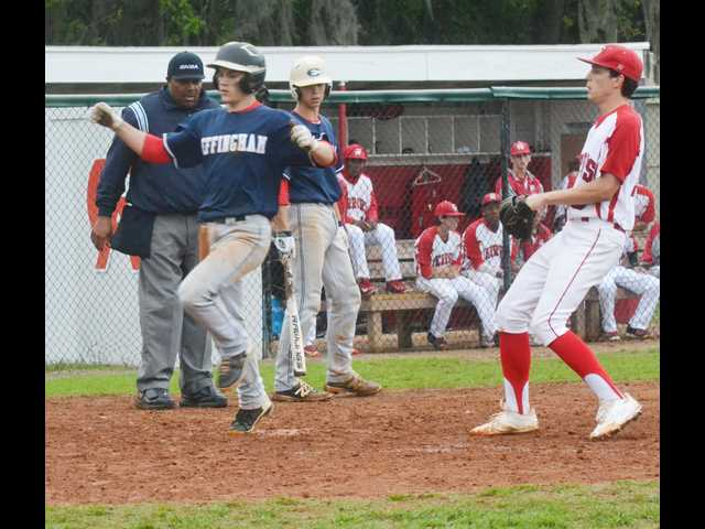 Red Terrors quiet Rebels to oust ECHS from playoffs