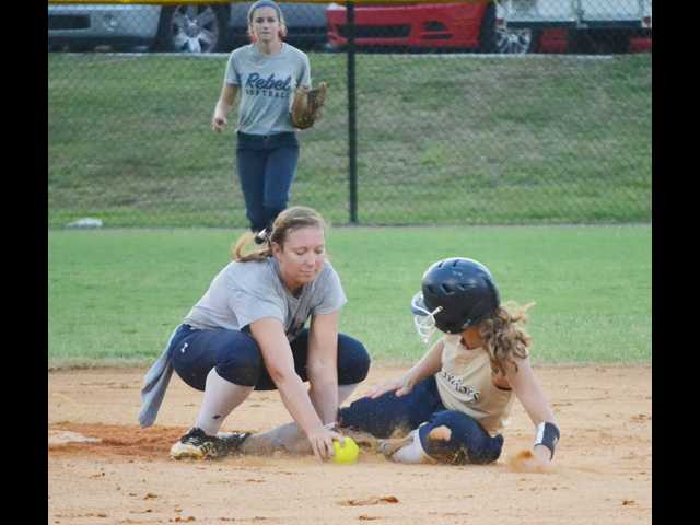 Lady Rebels welcome foes to Macomber