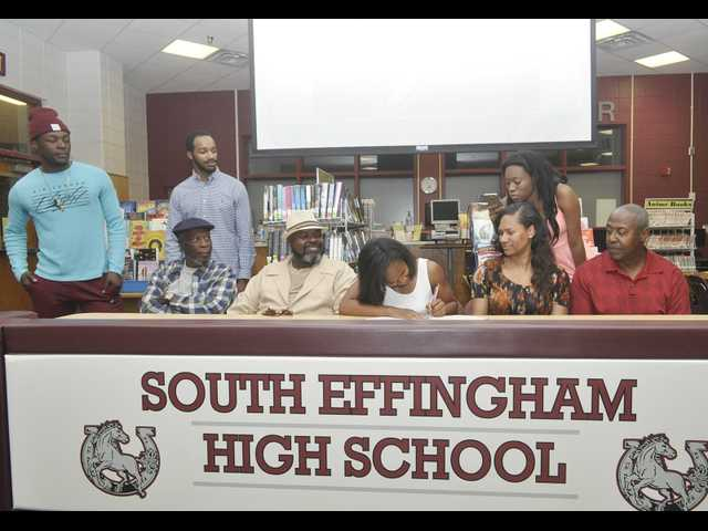 Track leads Williams to USC Beaufort signing