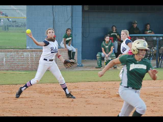 Ola ends ECHS' season