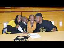 Tianna Germain signs with Kennesaw State