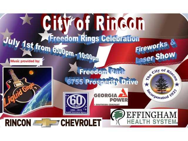2016 Freedom Rings Celebration