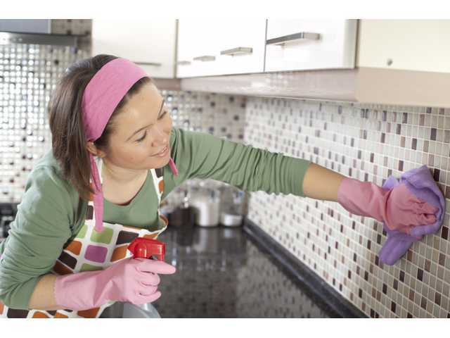 The little-known benefit to cleaning your home