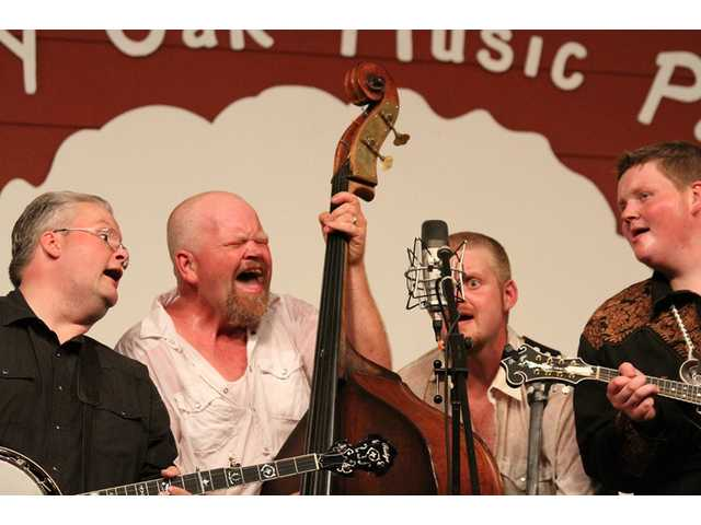 Mossy Oak hosting 47th Bluegrass Festival