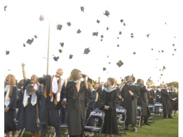 Hats off to ECHS grads