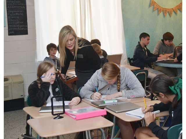 Effingham top teacher a state finalist