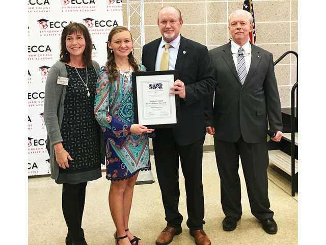 Freeman, Van Sickle honored as STAR students