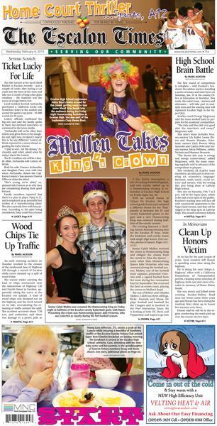 Escalon Times newspaper