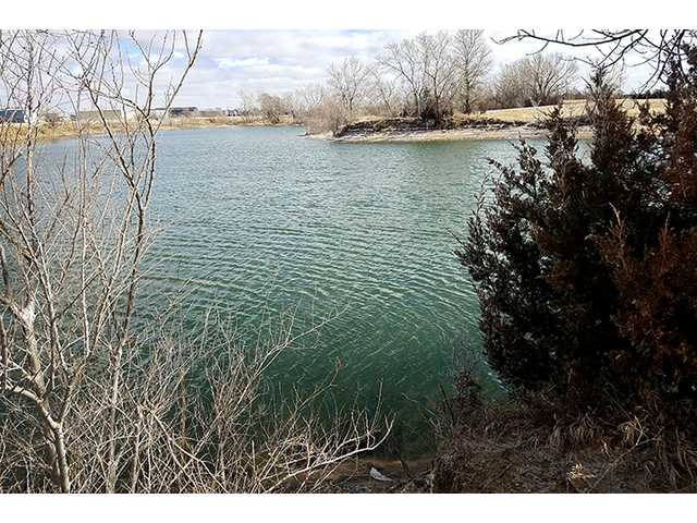 The Great Bend Rotary Club is planning to clean up and improve the area around McAurther Lake.