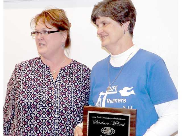 Great Bend Greater Award