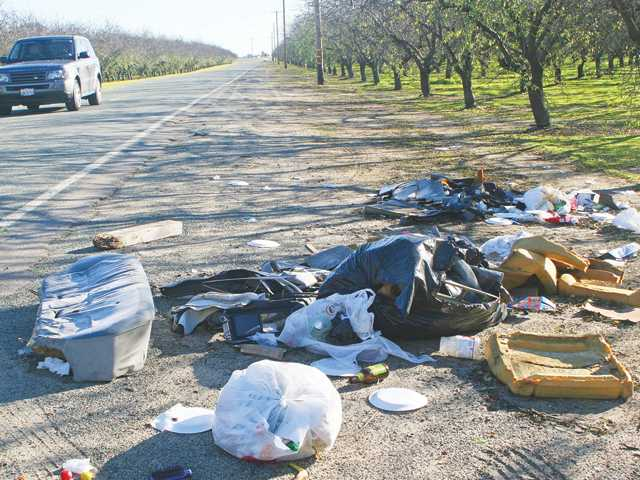 Removal of illegally dumped trash costs SJ  taxpayers $731K annually
