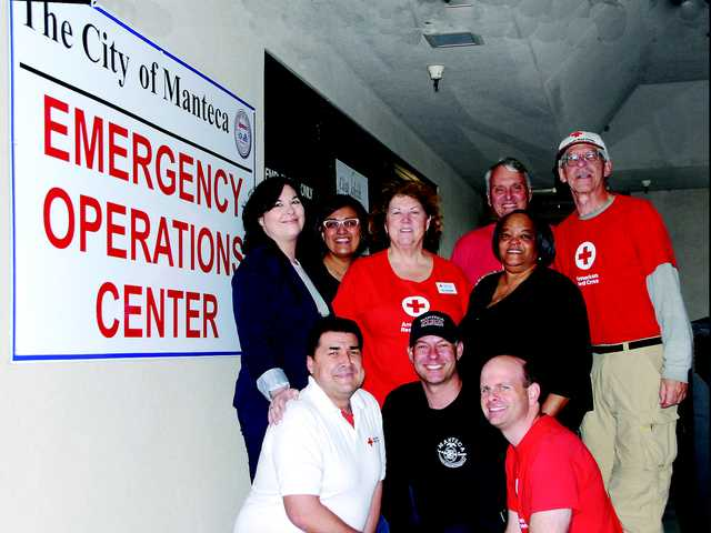 Red Cross conducts emergency seminar