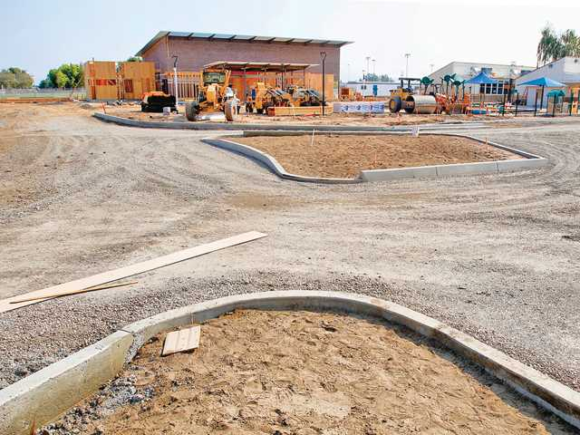 Bond projects enhance zones for drop-offs