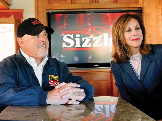 Couple will roll out a 'new' Sizzler experience in Manteca
