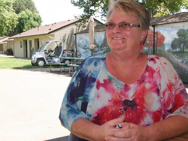 Manteca Manor serves low income seniors