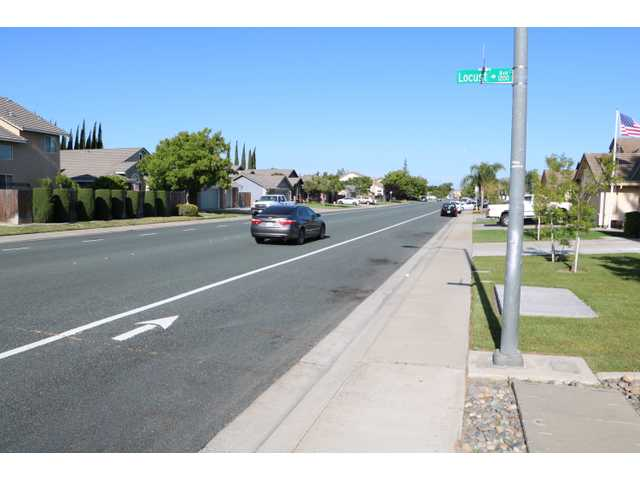 Mission Ridge Drive residents are seeking stop signs on the street at Locust Avenue as well as Swan Drive.