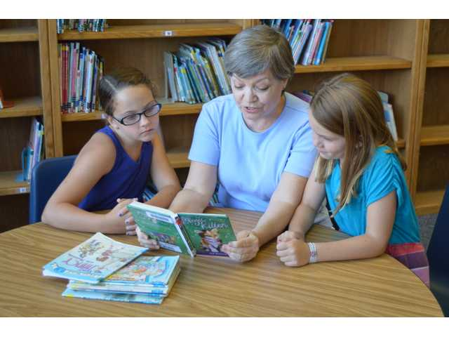 Reading Mentors Empower Students