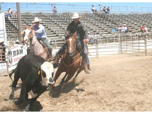 COMPETITIVE FUN FOR COWBOYS