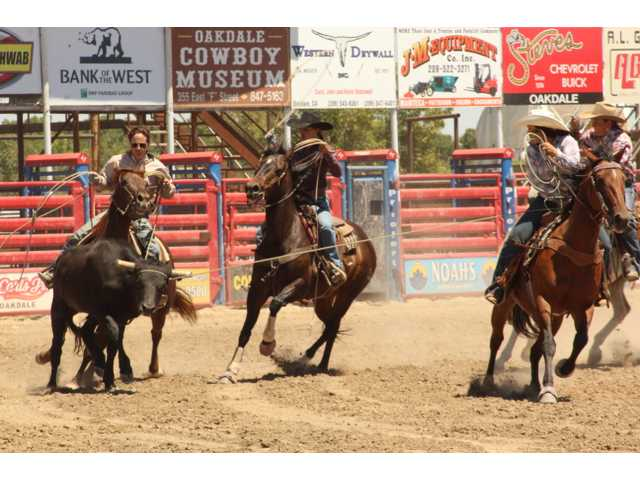 Cowboy Capital Shines In Saturday Competition