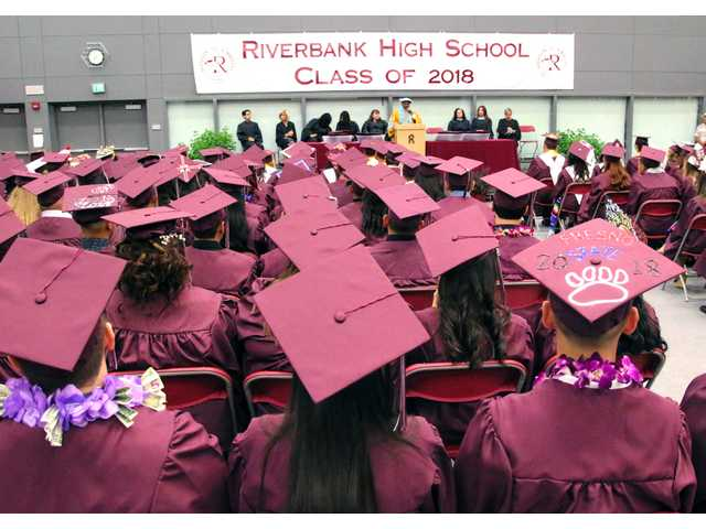 RIVERBANK HIGH SCHOOL CLASS OF 2018