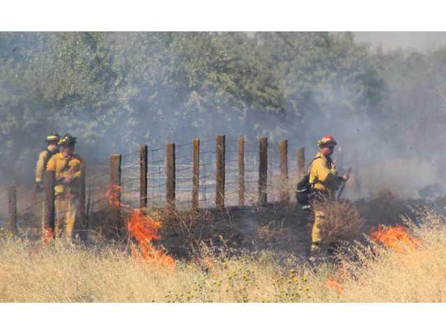 FIRE SEASON OFF TO AN EARLY START