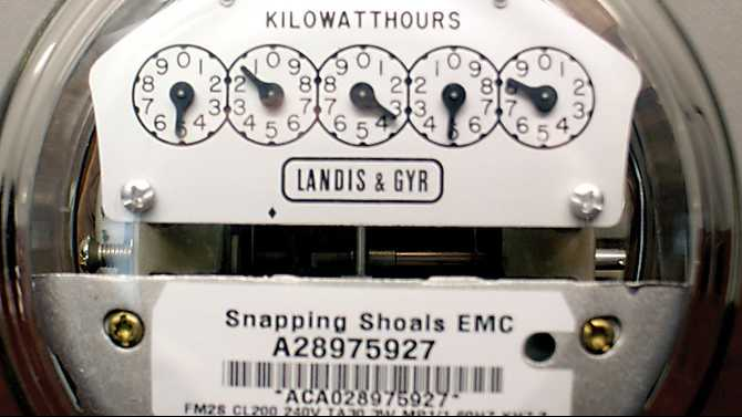Snapping Shoals pilot program in 2012