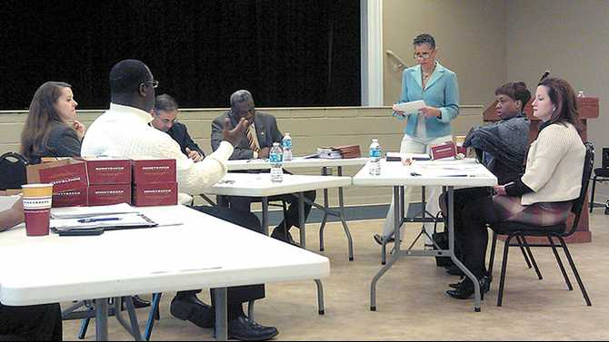 Changes to contract bid process discussed at Commissioners' retreat