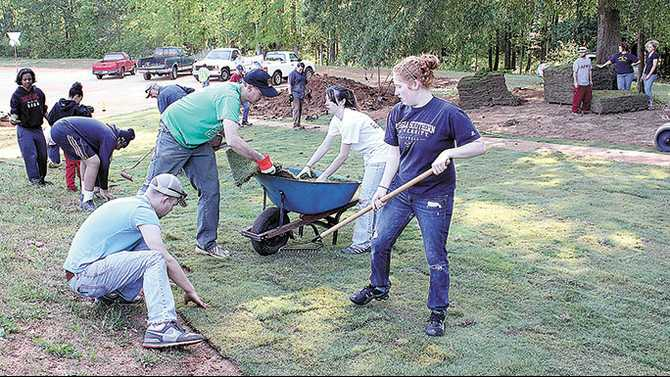 Hands Across Rockdale seeks community projects