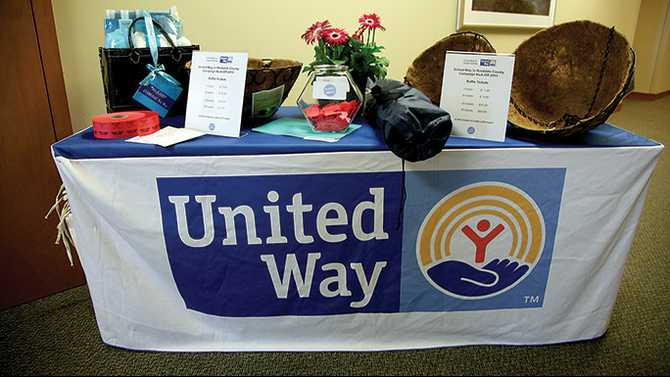 Kicking off a 'Greater' United Way season