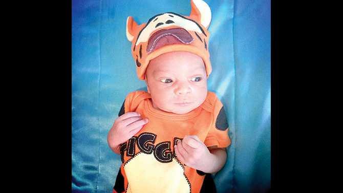 Birth: Prince Marvin-Oilebo Jeremiah