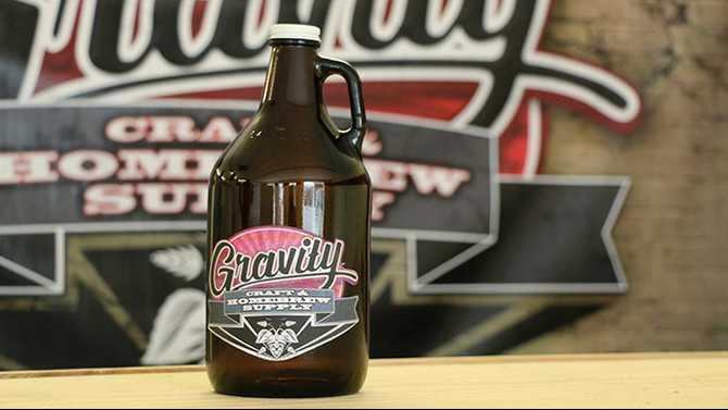 Gravity Craft growler bar to open Saturday