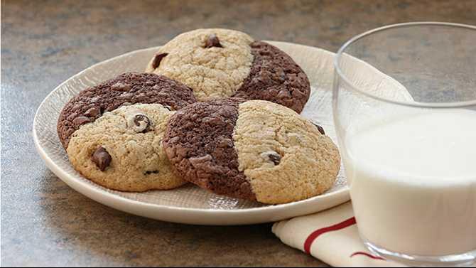 Brookie-goodness, gluten free