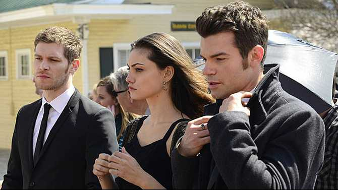'The Originals' shoots in Olde Town through Thursday