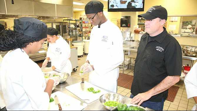 Feeding the hungry with RCA, Jim N' Nicks and United Way