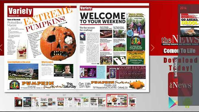 Wednesday Digital Edition, Oct. 8, 2014