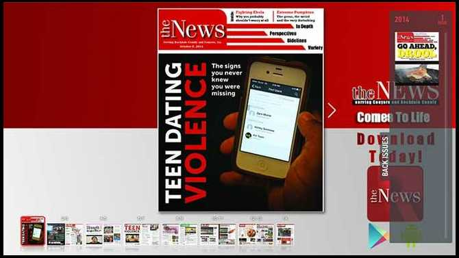 Digital Edition issued Wednesday mornings